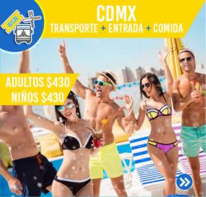 CDMX-(TRANSPORTE,ENTRADA,COMIDA)-2020