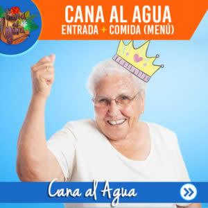 Cana al Agua+Menú