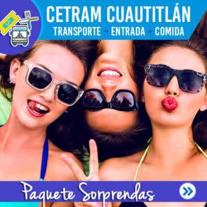 CETRAM CUAUTITLÁN + COMIDA